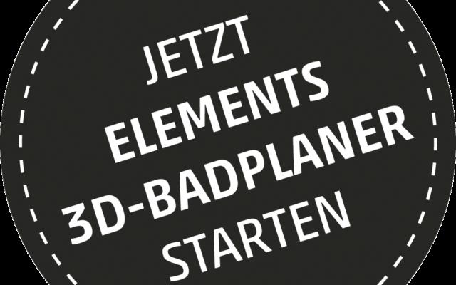 Elements 3D-Badplaner starten